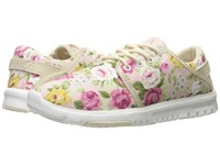 Etnies Scout White Fuchsia Women's Skate Shoes