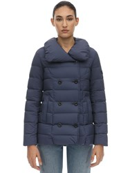 Tatras Lorenzana Basic Down Jacket Blue