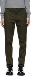 Paul Smith Ps By Green Slim Chinos