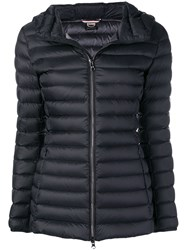 Colmar Hooded Puffer Jacket Black