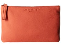 Liebeskind Jenny Lipstick Clutch Handbags Red
