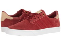 Adidas Seeley Premiere Classified Mystery Red Pale Nude Footwear White Men's Skate Shoes