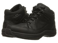 Dunham Simon Black Men's Lace Up Casual Shoes