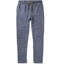Paul Smith Mith Lim Fit Melange Cotton Jerey Weatpant Blue