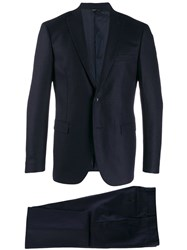 Tonello Felt Suit Set Blue