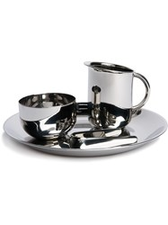 Alessi Bauhaus Sugar And Creamer Set 60