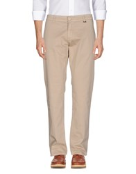 Liu Jo Man Trousers Casual Trousers Beige