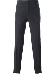 Incotex Tailored Classic Trousers Grey