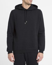 American Vintage Black Bora Hooded Sweatshirt