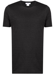 Avant Toi Plain Crew Neck T Shirt 60