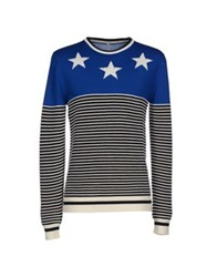 Aimo Richly Sweaters Blue