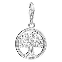 Thomas Sabo Charm Club Tree Of Life Charm Silver