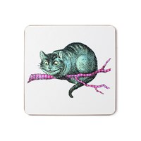 Mrs Moore's Vintage Store Cheshire Cat Coaster