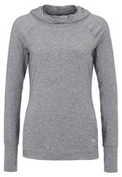 Gap Long Sleeved Top Heather Grey