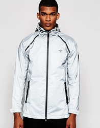 Creative Recreation Hybrid Jacket Silver