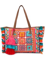 Figue Fara Tote Multicolour