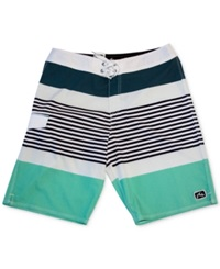 Rusty Hippy Daze 20' Board Shorts Deep Teal