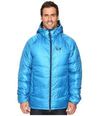 Mountain Hardwear Phantom Hooded Down Jacket Dark Compass Men's Jacket Blue