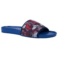 Ted Baker Sauldi Printed Slider Sandals Blue Multi
