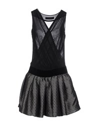 Christian Pellizzari Dresses Short Dresses Women Black