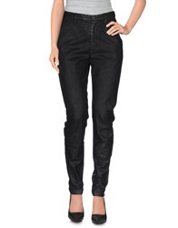 Superfine Trousers Casual Trousers Women Black