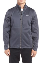 Under Armour Men's Ua Storm Softershell Jacket Stealth Gray