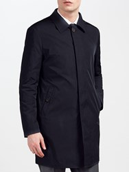 Guards Of London Unlined Water Resistant Tailored Mac Navy