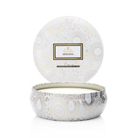 Voluspa Japonica Limited Edition 3 Wick Candle In Tin Mokara