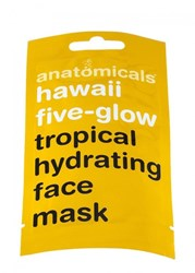 Anatomicals Hawaii Five Glow Tropical Hydrating Face Mask