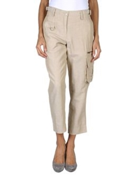 By Malene Birger Casual Pants Sand