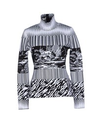 Balenciaga Knitwear Turtlenecks Women Black