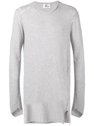 Lost And Found Ria Dunn Crew Neck Sweater Grey