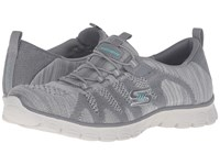 Skechers Ez Flex 3.0 Take The Lead Gray Women's Shoes