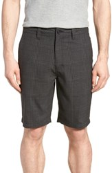 O'neill Bristol Plaid Shorts Dark Navy