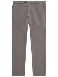 Jaeger Slim Fit Chinos Dove