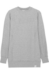 Adidas Originals Xbyo Cotton Jersey Sweatshirt Gray
