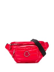 Moncler Padded Bum Bag Red