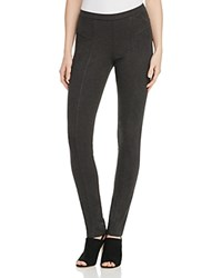 Nic Zoe And Ponte Knit Leggings Phantom Heather