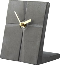 Cb2 Cement Slab Desk Clock