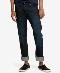 Denim And Supply Ralph Lauren Men's Bedford Straight Fit Jeans Dark