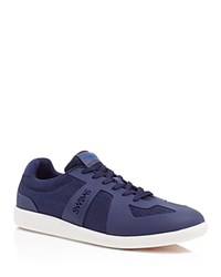 Swims Lucas Lace Up Sneakers Navy