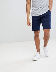 Lacoste Chino Shorts In Navy