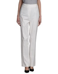 Akris Punto Trousers Casual Trousers Women White