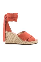 Vince Camuto Leddy Wedge Coral