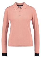 Vila Vikaktana Polo Shirt Rose Dawn