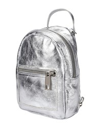 Pierre Darre' Darre Backpacks And Fanny Packs Silver
