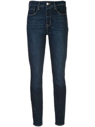 L'agence Marguerite High Rise Skinny Jeans 60