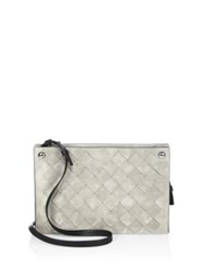 Rag And Bone Compass Crossbody Bag Cement
