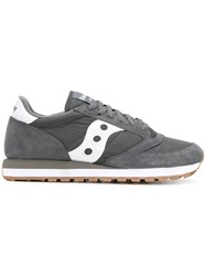 Saucony Panelled Sneakers Grey