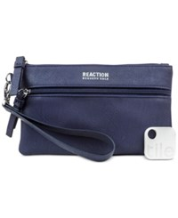 Kenneth Cole Reaction Forget Me Not Tech Wristlet With Tracker Marina
